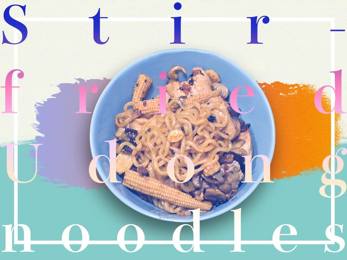|開箱文|農心浣熊香辣海鮮炒烏龍麵 |是泡麵也可以是炒泡麵